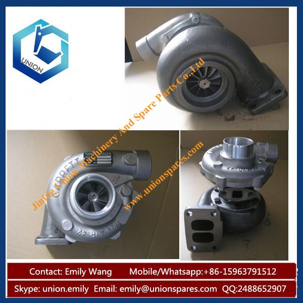 Excavator Engine 4BTAA Turbo 3598543 for HX30W