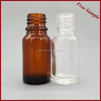 Disposable Cosmetic Essential Oil Bottles