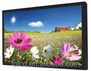 High brightness Outdoor advertising digital lg tv lcd display panel