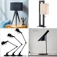 Hot Selling Aluminum Alloy Led Table Lamps Touch Switch Led Desk Lamp With Wireless Charge