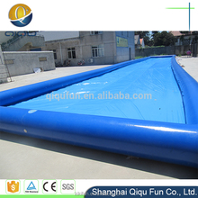 Qiqufun inflatable float cchild pool holiday / adult size inflatable swimming pool singapore / swimming pool equipment