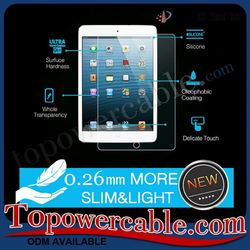2016 Premium Clear 2.5D 9H Tempered Glass Film Screen Protector Shield For iPad Mini