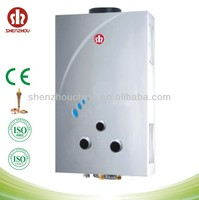 wall mounted gas water heater JSD12-6SC