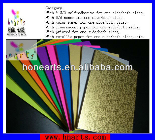 high density paper foam board