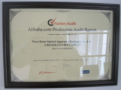 Alibaba.com Production Audit Report