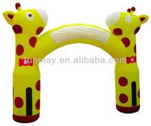 High quality inflatable start arch for sale