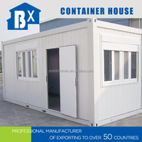 Flexible Design Low cost steel container houses