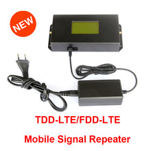 Bluetooth connect Debugging by Mobile phone APP TDD-LTE BAND38 39 40 41 Bandselective 4g mobile signal booster