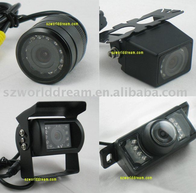cmos car rearview color IR camera