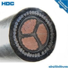 Copper XLPE Power Cables 600v xlpe power cable underground electrical armoured cable
