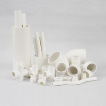 PVC plumbing parts for water with best price