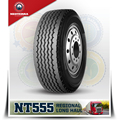 New Brand truck tyre NeoTerra TBR 445/65R22.5 with quality warranty,pattern NT555 for Europe market