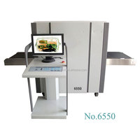 Airport X Ray Baggage Security Scanner