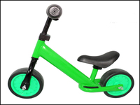 Delicate magnetic metal wooden aluminum motor balance bikes for 3 to 6 years old kid