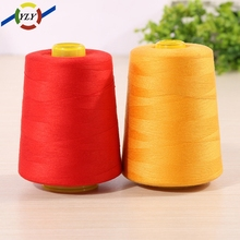 high quality polyester exquisite embroidery thread 100% polyester bulk sewing thread