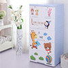 wholesale price 5-tier plastic clothing drawer