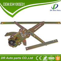DR02 Oem: 8341065E01, 8340162B11 Body Kits For Suzuki Swift Window Regulator Front Right 90-94