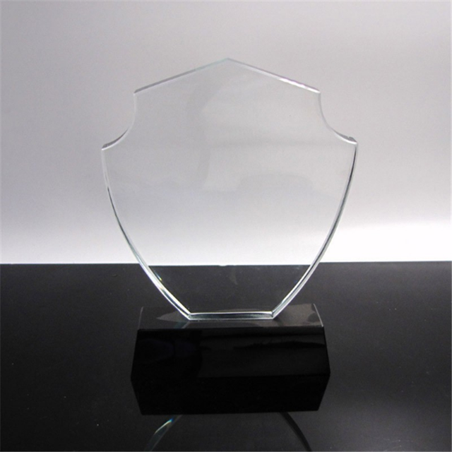 Cheap award madals China blank crystal glass award crystal plaque for souvenir gifts crystal trophy awards
