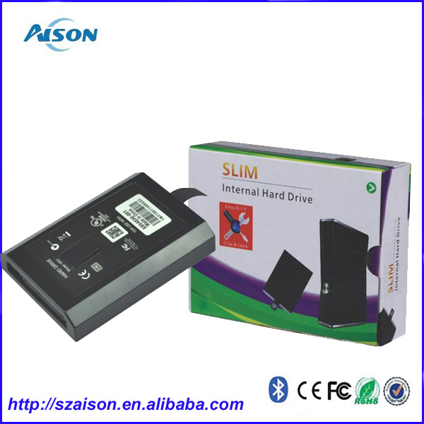 250GB HDD internal Hard Drive for Xbox 360 Slim Console