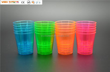 Plastic Neon Small Shot Glass