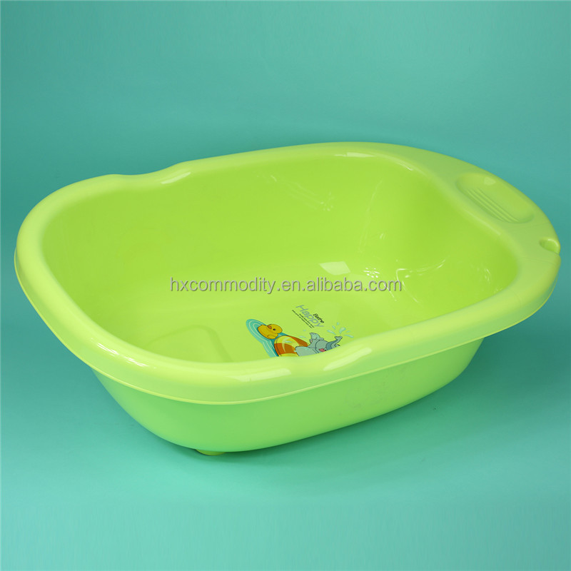 recyclable plastic portable baby bath tub for infant toddler buy baby bath tub plastic baby. Black Bedroom Furniture Sets. Home Design Ideas