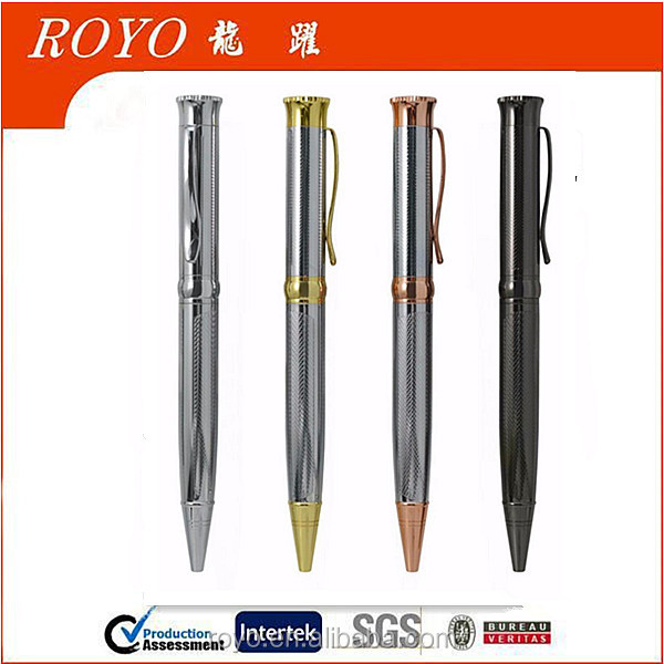 2017 luxury metal ball Pen/Ballpoint Pen for promotional