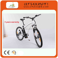 2013 new mountain version electric bicycle with li-ion battery 36V 10Ah