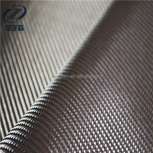 Factory price high strength 3k 200g twill carbon fiber Surface cloth