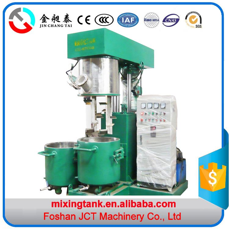2016 JCT planetary mixer 20l bakery industrial food mixer for glue,adhesive,cosmetic and chemical products