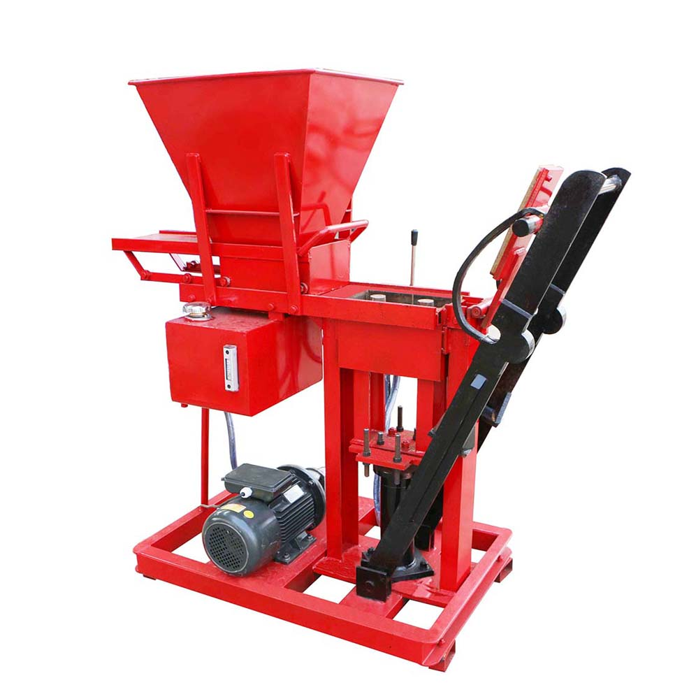 YLF1-25 Semi automated hydraulic clay brick machine manufacturer