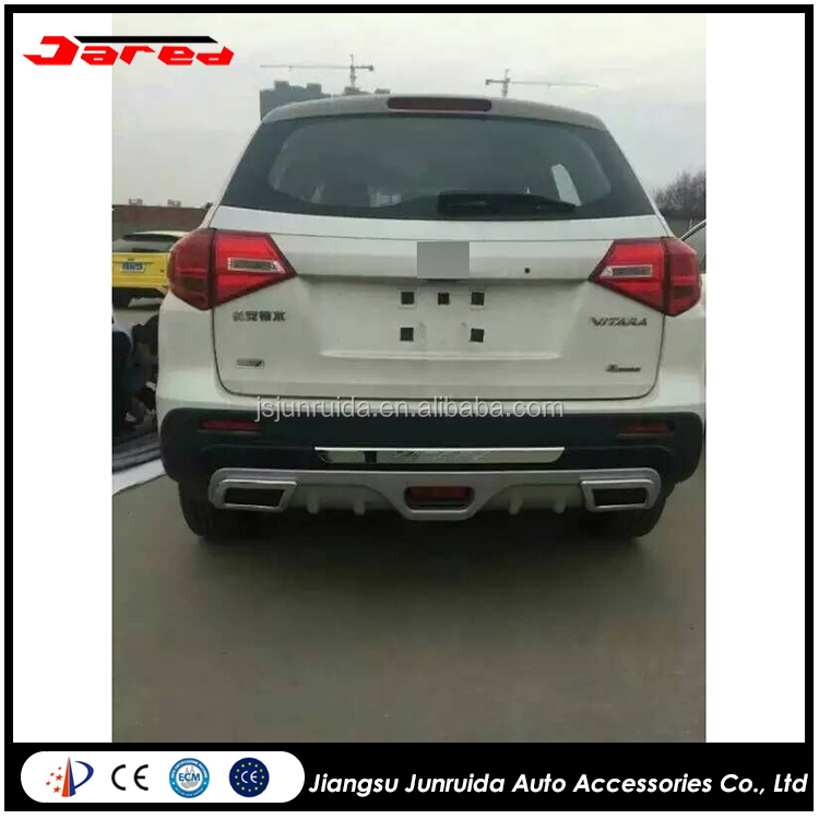 Super quality promotional auto bumper side skirt for suzuki