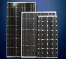 Allrun brand lower price poly solar panel 12v also called 36 cell solar photovoltaic module
