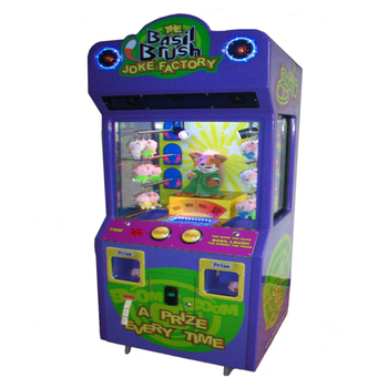 Elong electric amusement game equipment arcade gift machine coin operated game machine