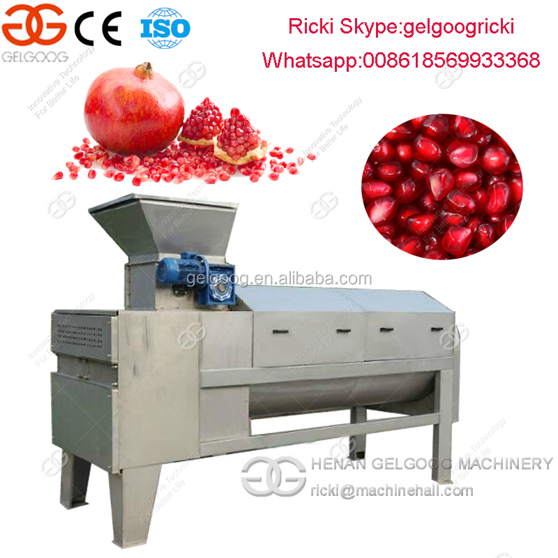 Best Fruit Seed Separator Machine Pomegranate Seeds Removing Machine