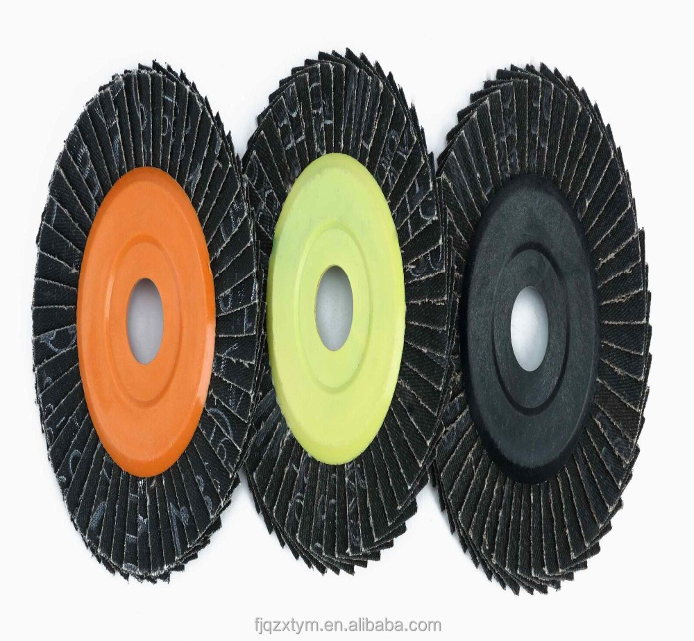 "Indian style 4"" flexible grinding disc for Xtra-power"