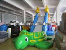 commercial ocean wave giant inflatable water slide for adult