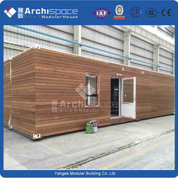 New product 2017 luxury container house manufactured in China
