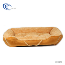 Gold Luxury Comfortable Soft Plush Creative Dog bed
