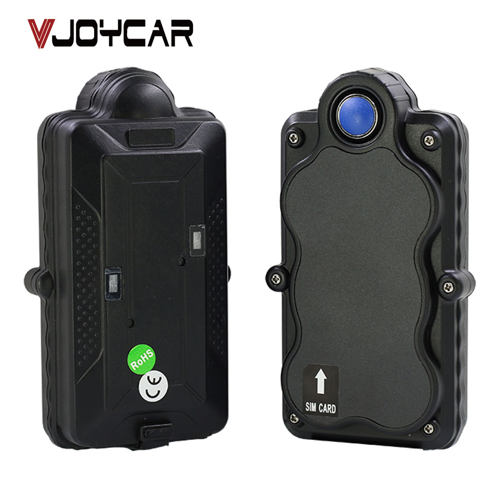 VJOYCar new products portable magnet motion sensor build in dismount alert 5000mAh long battery life gsm gps track