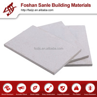 Decoration of houses interior fiber cement board