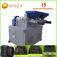 Knitting Used Tire Crusher Price Tire Crusher Pipe
