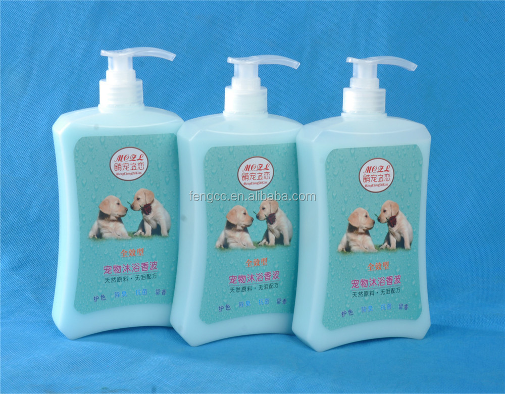 Bulk High Quality Private Label Pet Shampoo For Dogs