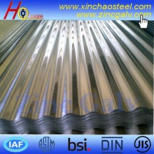 14 16 18 22 24 26 28 Gauge Corrugated Steel Metal Roofing Sheet