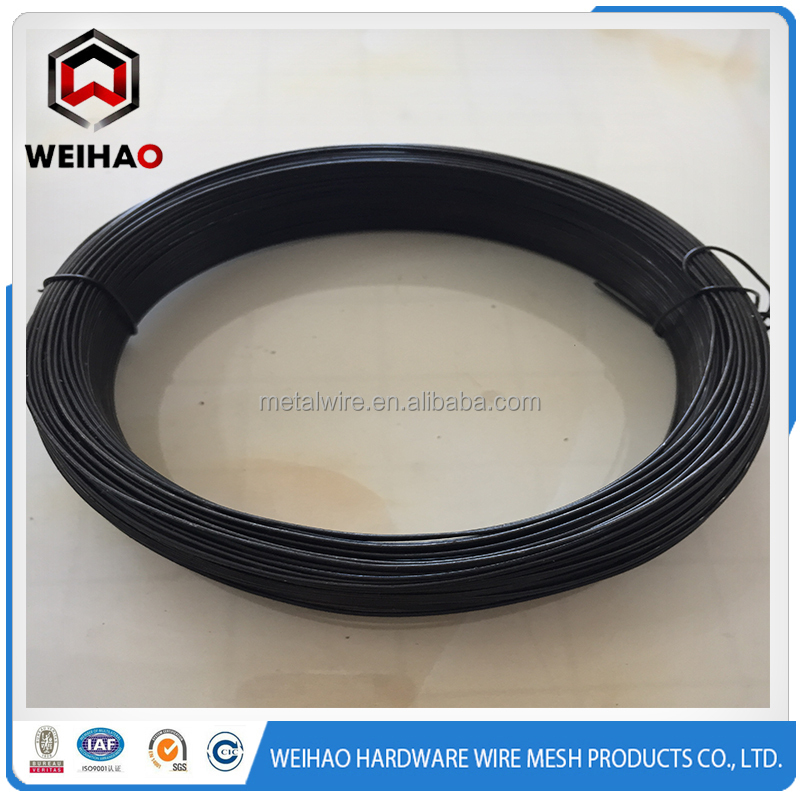 18 Gauge soft black iron wire/black annealed wire