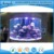 Transparent acrylic big aquarium tank