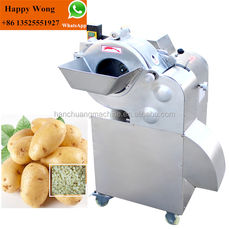potato chips slicing machine cassava slice cutting machine