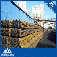 ansi standard angle steel weight of galvanized iron angle made in china galvanized steel angle iron sizes