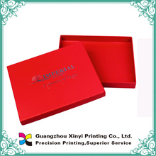 Custom packaging t shirt box printing drawer storage clothing box