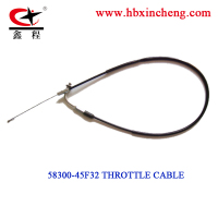Motorcycel Throttle Cable. Motorcycle Parts