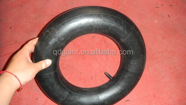 4.80/4.00-8 natural rubber wheelbarrow inner tube
